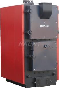 Твердопаливний котел Kalvis 220 (на ручному завантаженні палива)