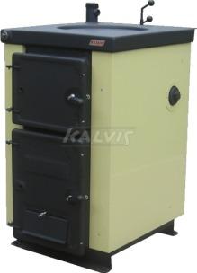 Твердотопливный котел-плита Kalvis 4B Solo (с регулятором тяги)