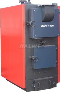 Твердотопливный котел Kalvis 100M (с механизированной подачей топлива)