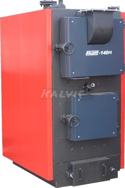 Твердотопливный котел Kalvis 140M (с механизированной подачей топлива)