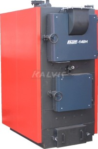Твердопаливний котел Kalvis 140M (з механізованою подачею палива)