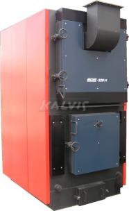 Твердопаливний котел Kalvis 320M (з механізованою подачею палива)