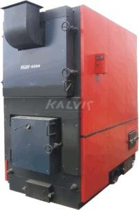 Твердотопливный котел Kalvis 850M (с механизированной подачей топлива)