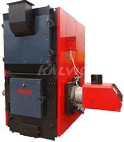 Твердопаливний котел Kalvis 400MD (з автоматичною подачею палива)