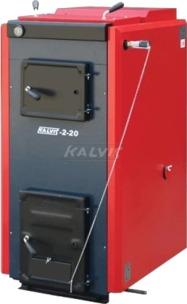 Твердопаливний котел Kalvis 2-20