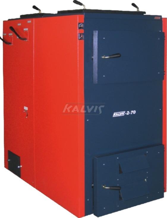 Твердопаливний котел Kalvis 2-70