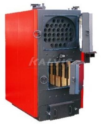Твердотопливный котел Kalvis 100 (с ручной загрузкой топлива). Фото 2